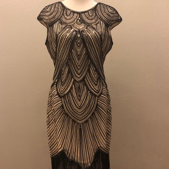 2fd8c281e02 Dresses   Skirts - Art Deco flapper dress